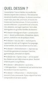Atelier d'art 105 / dess(e)ins