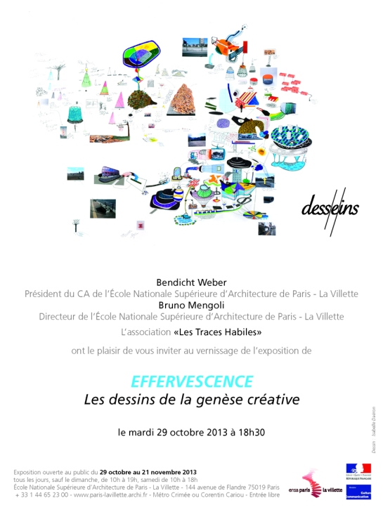 Exposition Effervescence Les Traces Habiles
