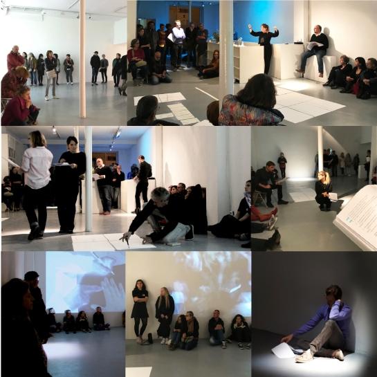 Extimités Créatives, Galerie d'architecture